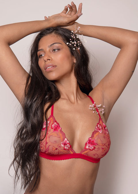 Full Bloom Bra