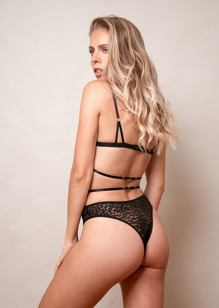 Wild Heart High Waist Thong