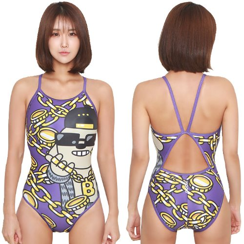 Gangster Flyback Swimsuit