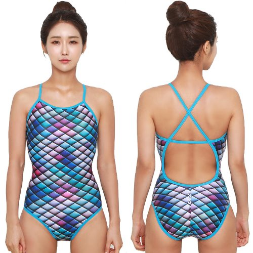 Siren Crossback Swimsuit