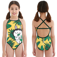Load image into Gallery viewer, Nature Crossback Swimsuit