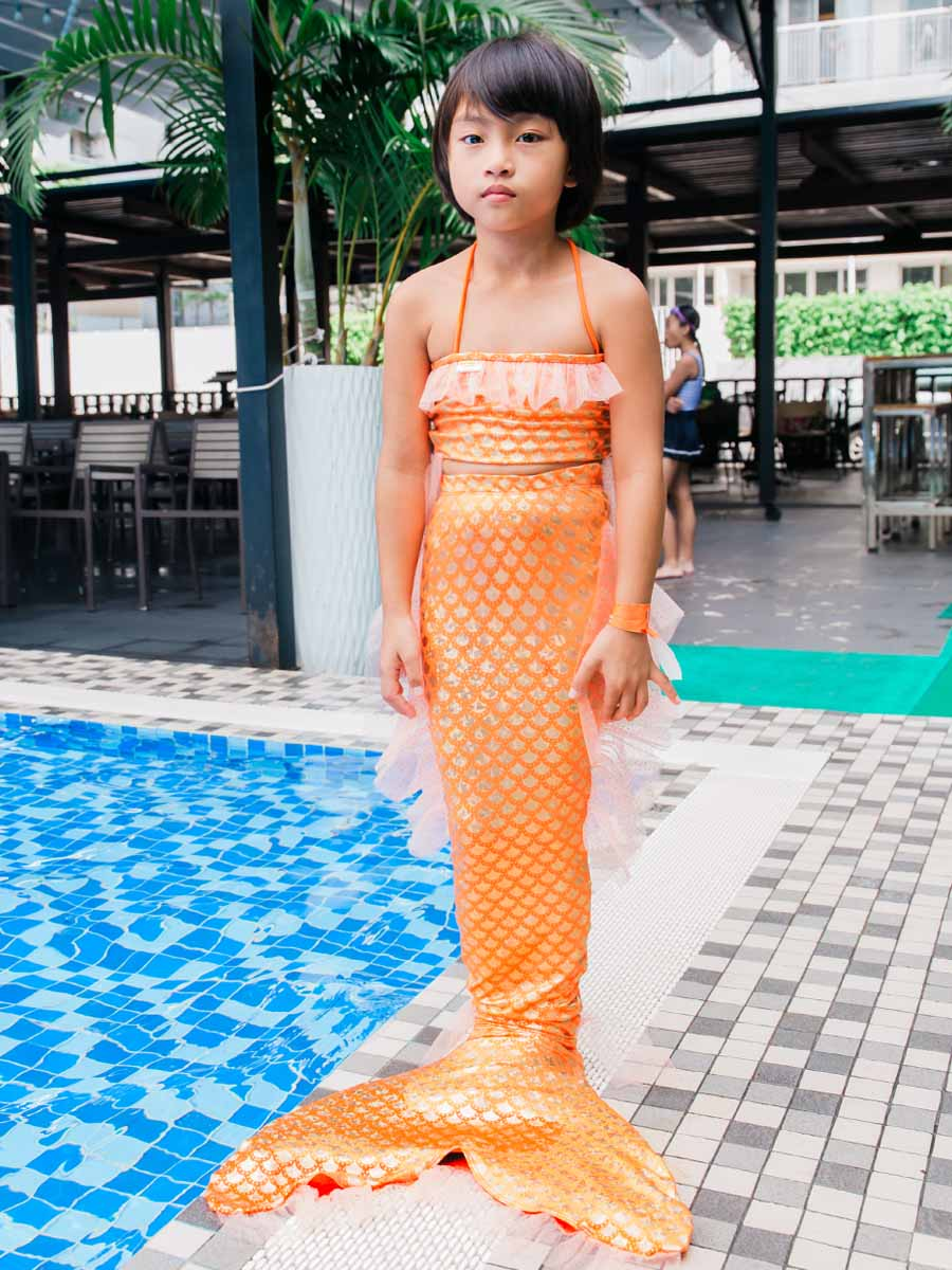 Nori Mermaid Tail