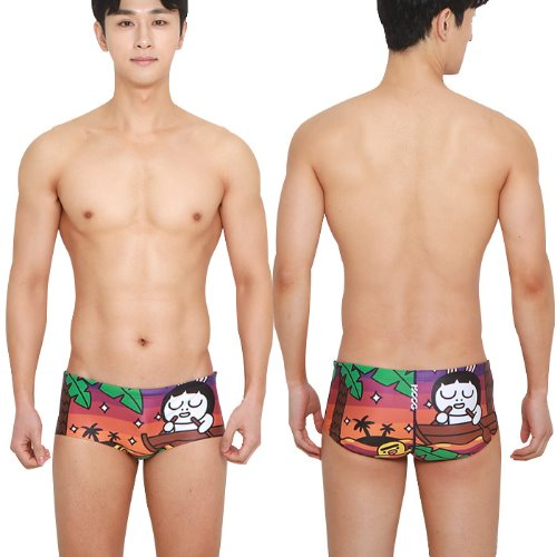 River 14cm Brief