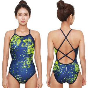 Stardust Double Xback Swimsuit