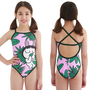 Nature Crossback Swimsuit