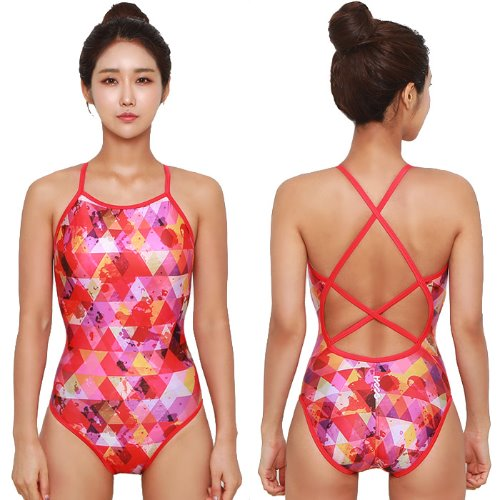 Triangel Double Xback Swimsuit