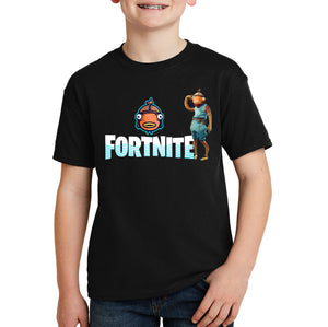 Fortnite Kids T-shirt - Fishstick