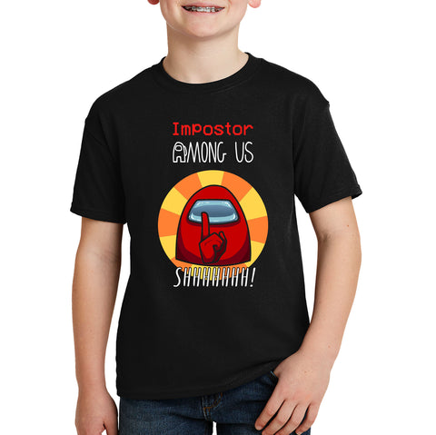 Among Us Impostor T-shirt