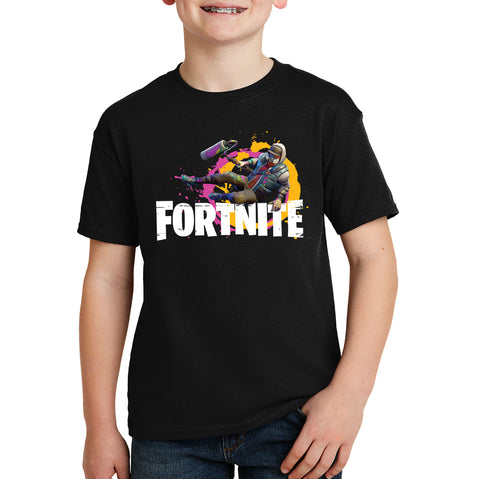 Fortnite T-shirt - Abstrakt