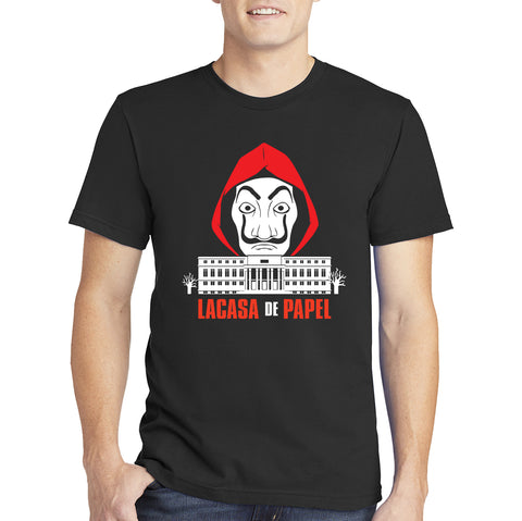 La Casa de Papel Money Heist T-shirt