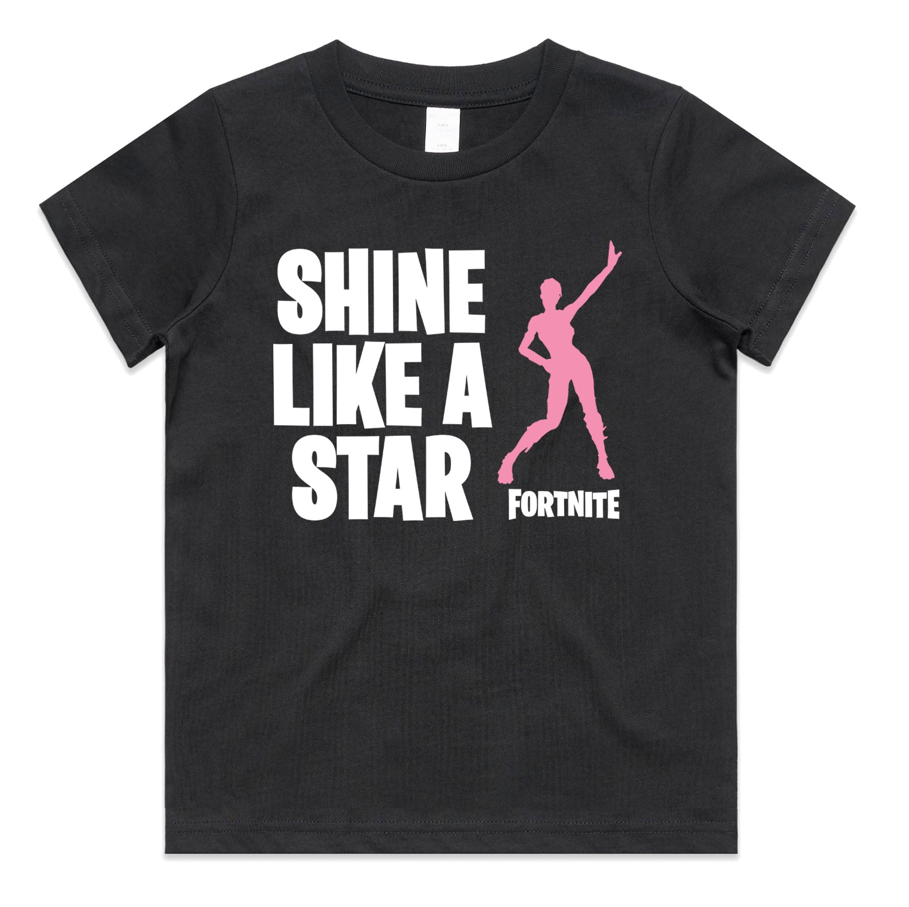 Fortnite Kids T-shirt - Shine Like a Star