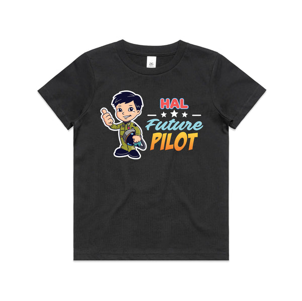 Personalised Kids Tops - Future Pilot