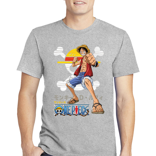 One Piece Luffy T-shirt