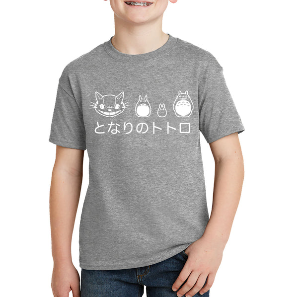Totoro and Friends T-shirt