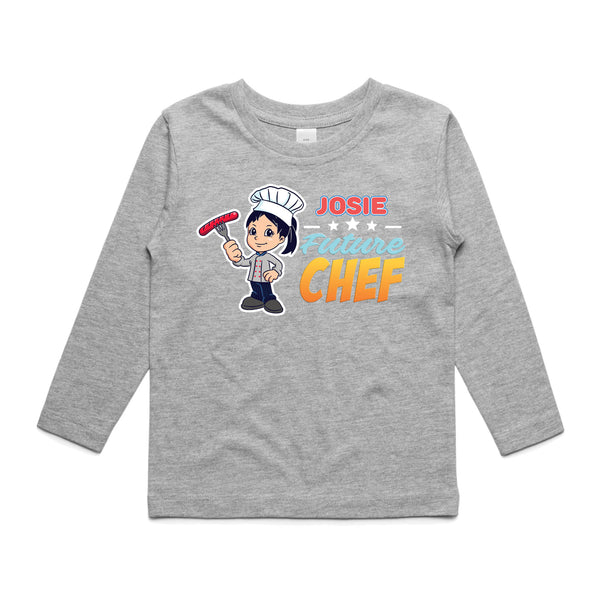 Personalised Kids Tops - Future Chef