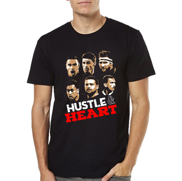 All Blacks Hustle & Heart Rugby T-shirt