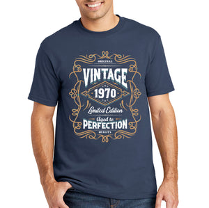 Personalised Vintage T-shirt