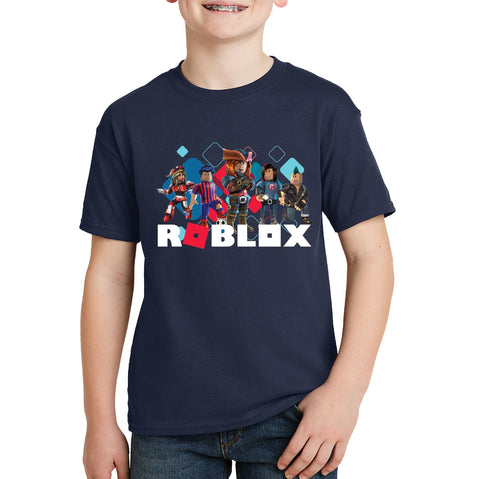 Roblox Team Kids T-shirt