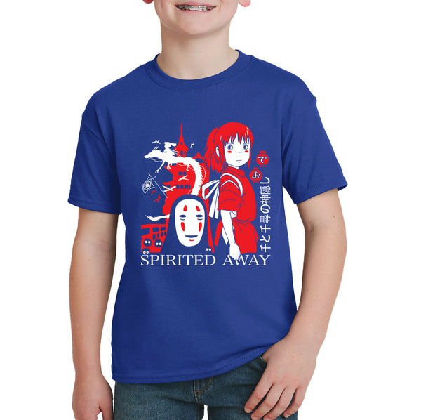 No Face Spirited Away T-shirt