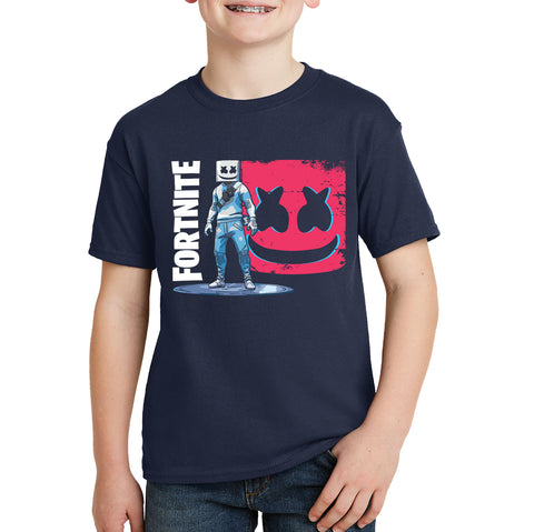 Fortnite T-shirt - Marshmello