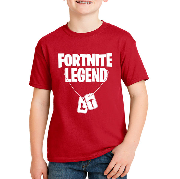 Fortnite T-shirt - Fortnite legend