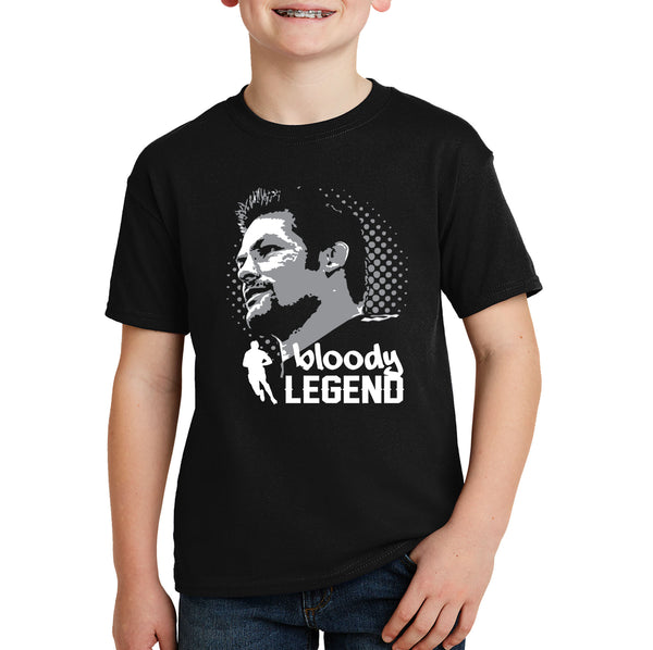 All Blacks Richie McCaw Rugby T-shirt