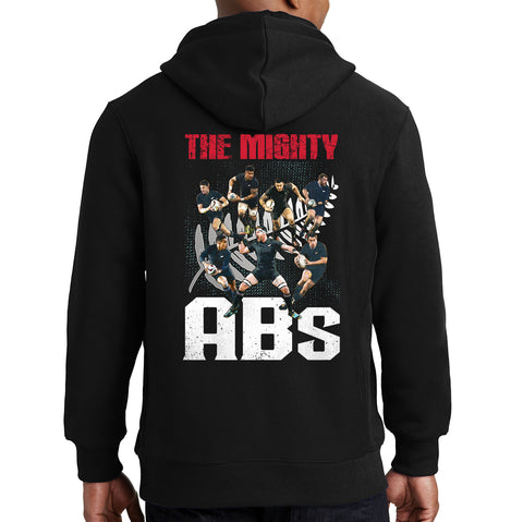 All Blacks Rugby hoodie