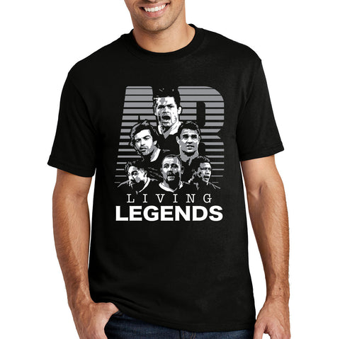 All Blacks Living legends Rugby T-shirt