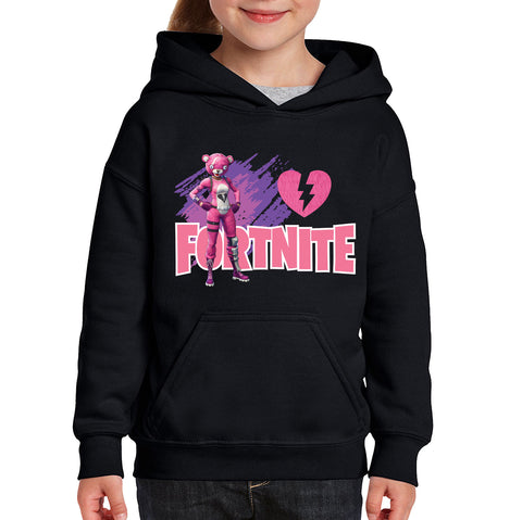 Fortnite Kids Hoodie Cuddle Team