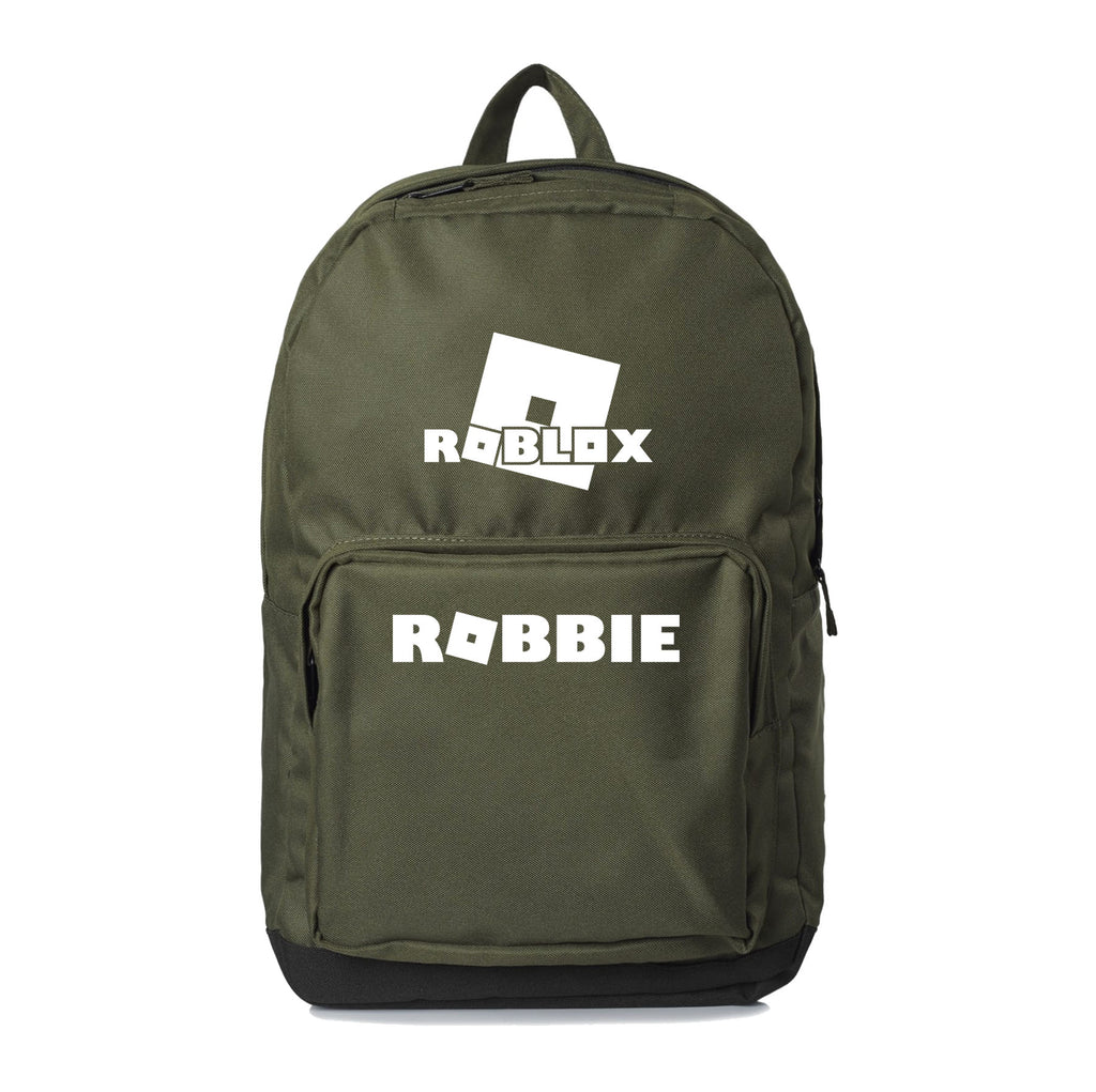 Roblox Backpack Free Roblox Bag Metro Backpack Fortee Apparel