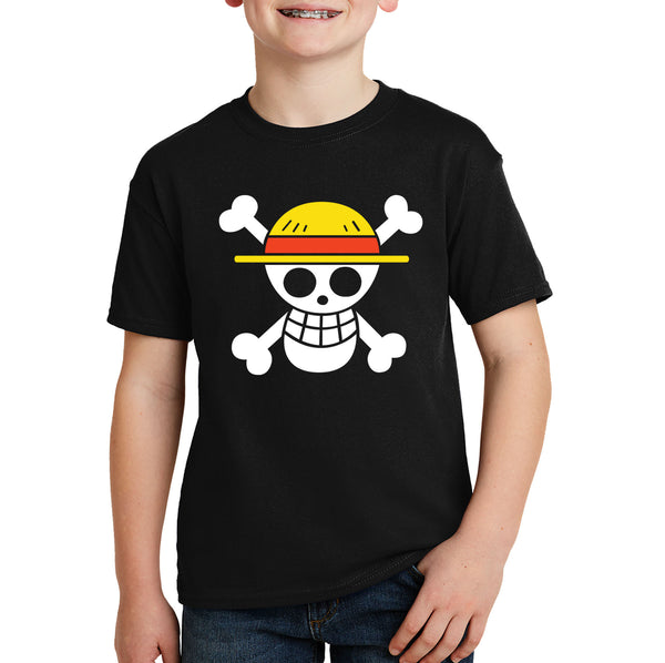 One Piece Cross Bone T-shirt
