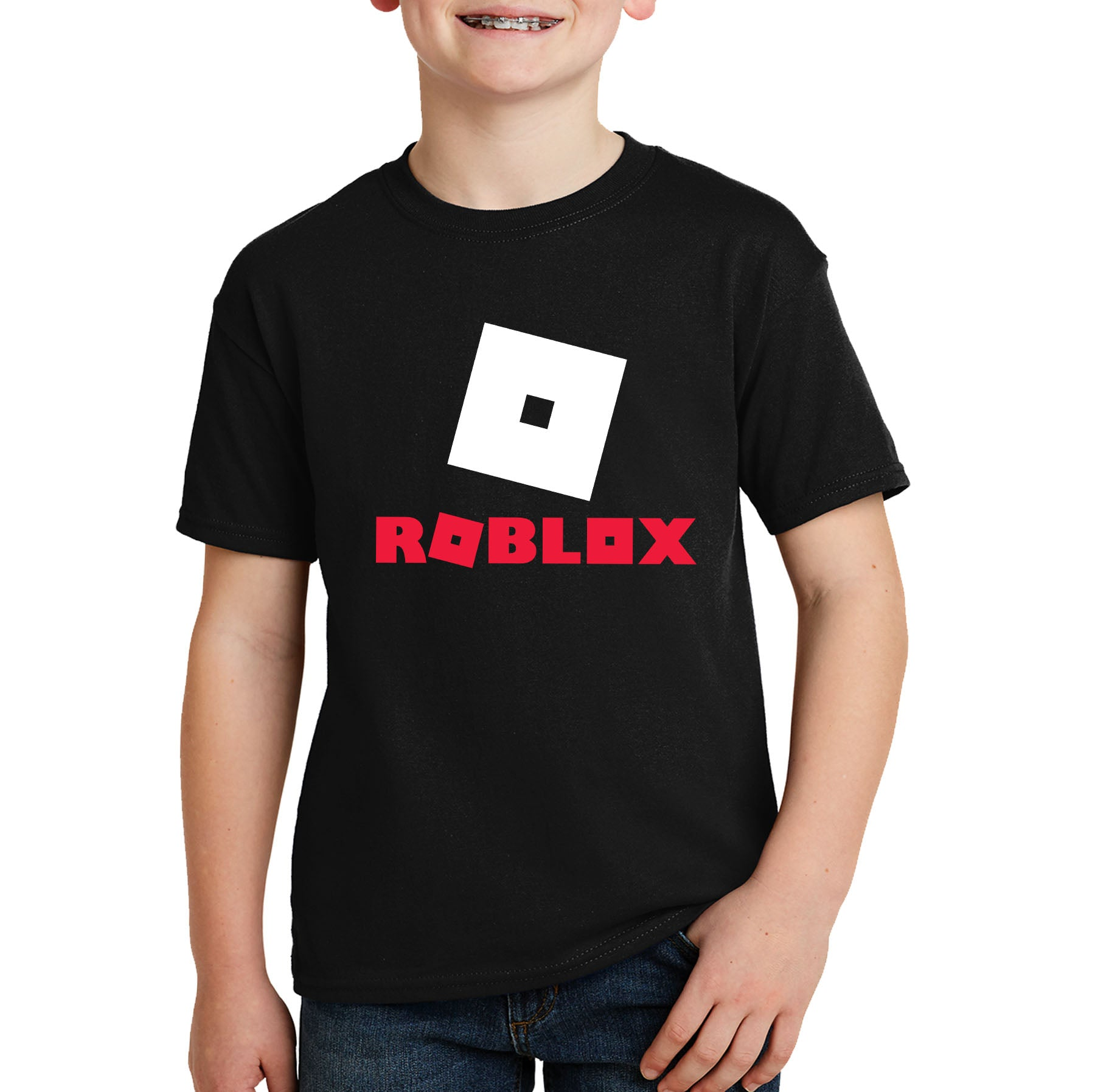 Roblox Kids T Shirt Logo Fortee Apparel