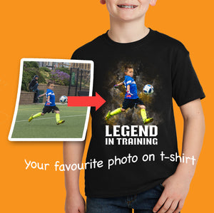 Personalised Photo T-shirt