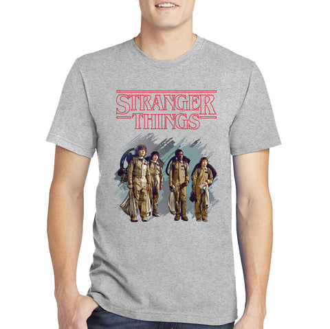 Stranger Things T-shirt - Ghostbusters