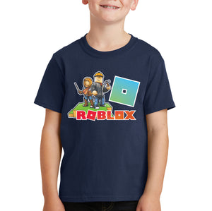 Roblox Pair Kids T-shirt