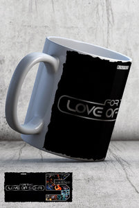 For The Love Of Sci-Fi 5th Birthday Logo Mug 2