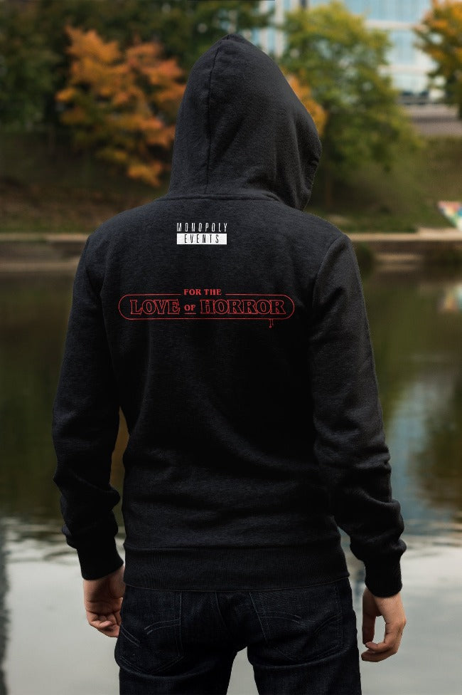 For The Love Of Horror Hoodie