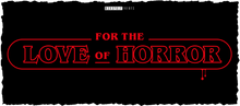 Load image into Gallery viewer, For The Love Of Horror Logo Ceramic Mug