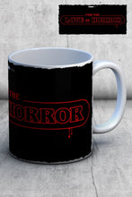Load image into Gallery viewer, For The Love Of Horror Logo Mug 1