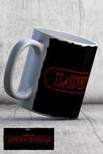 Load image into Gallery viewer, For The Love Of Horror Logo Mug 2