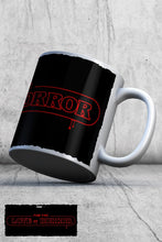 Load image into Gallery viewer, For The Love Of Horror Logo Mug 3