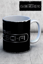 Load image into Gallery viewer, For The Love Of Sci-Fi Logo Mug 1