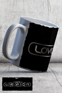 For The Love Of Sci-Fi Logo Mug 2