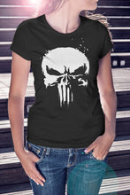 Load image into Gallery viewer, The Punisher Ladies Tee