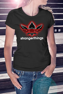 Stranger Things Ladies Tee