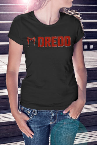 Judge Dredd Ladies Tee