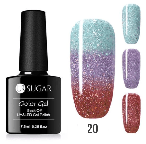 Color Changing UV Nail Gel Polish
