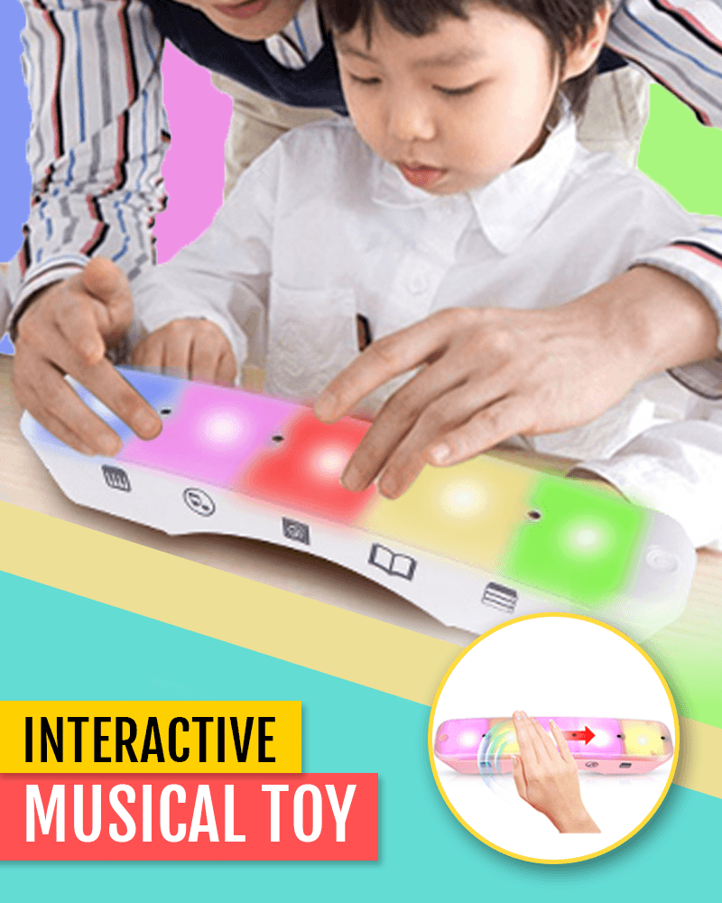 Interactive Musical Toy