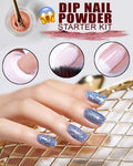 Dip Nail Powder Starter Kit