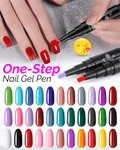 One-Step Nail Gel Pen